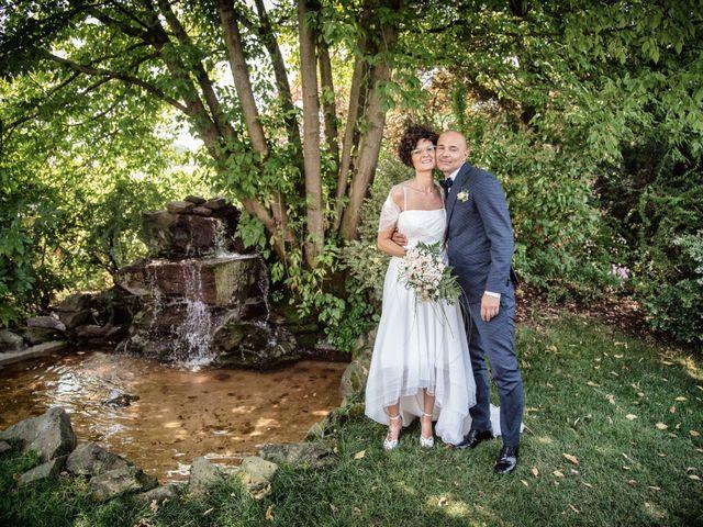 Le nozze di Cora e Gianluca