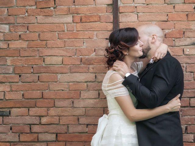 Il matrimonio di Alessio e Natalie a San Martino dall'Argine, Mantova 8