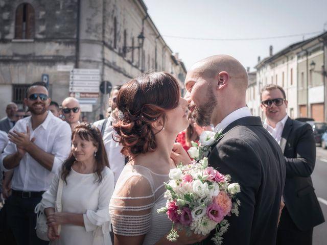 Il matrimonio di Alessio e Natalie a San Martino dall'Argine, Mantova 16