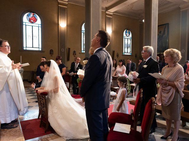 Il matrimonio di Luigi e Cristina a Robecco sul Naviglio, Milano 14