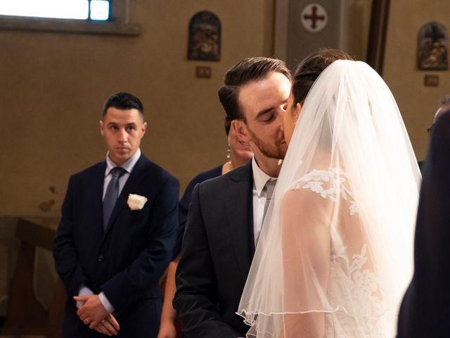 Il matrimonio di Luigi e Cristina a Robecco sul Naviglio, Milano 17