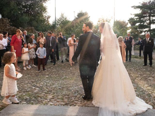 Il matrimonio di Luigi e Cristina a Robecco sul Naviglio, Milano 18