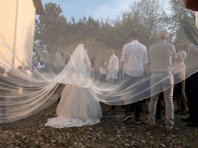 Il matrimonio di Luigi e Cristina a Robecco sul Naviglio, Milano 20