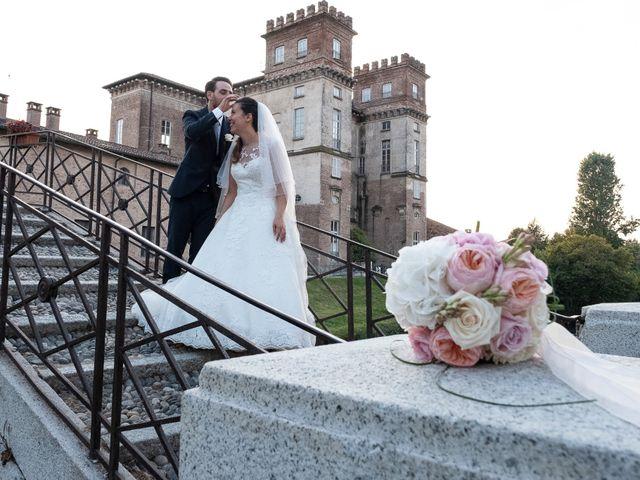 Il matrimonio di Luigi e Cristina a Robecco sul Naviglio, Milano 23
