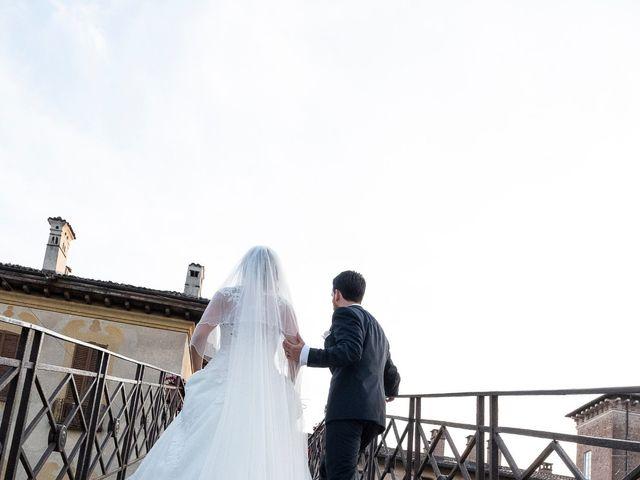 Il matrimonio di Luigi e Cristina a Robecco sul Naviglio, Milano 24