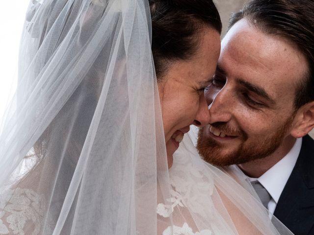Il matrimonio di Luigi e Cristina a Robecco sul Naviglio, Milano 1