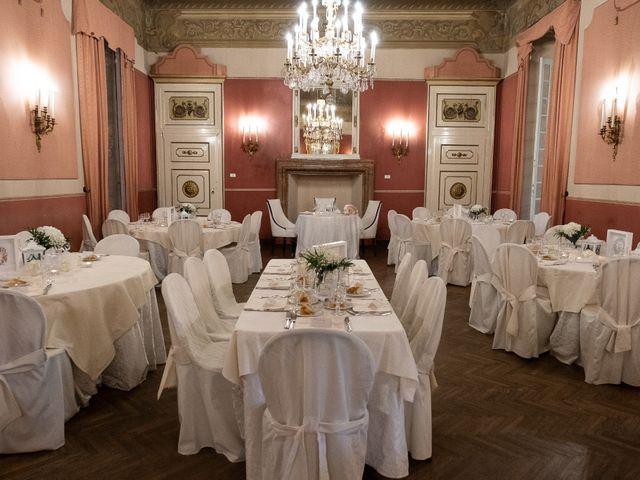 Il matrimonio di Luigi e Cristina a Robecco sul Naviglio, Milano 26