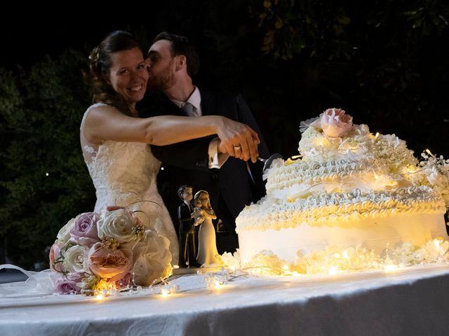 Il matrimonio di Luigi e Cristina a Robecco sul Naviglio, Milano 35