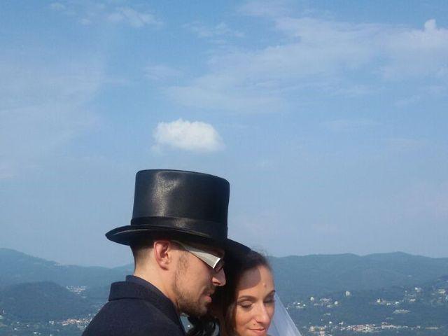 Il matrimonio di Elettra e Alex a Santa Maria Maggiore, Verbania 3