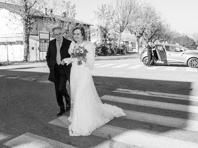 Il matrimonio di Fabrizio e Maria Desi a Boves, Cuneo 4