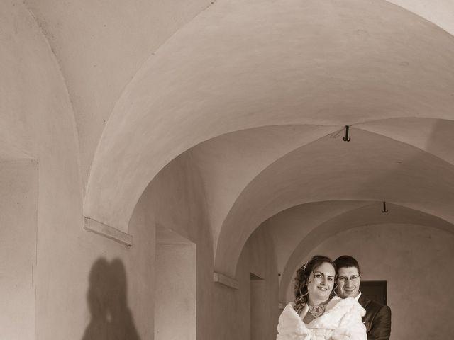 Il matrimonio di Fabrizio e Maria Desi a Boves, Cuneo 6