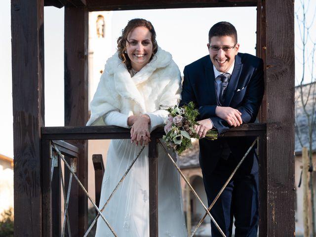 Il matrimonio di Fabrizio e Maria Desi a Boves, Cuneo 8