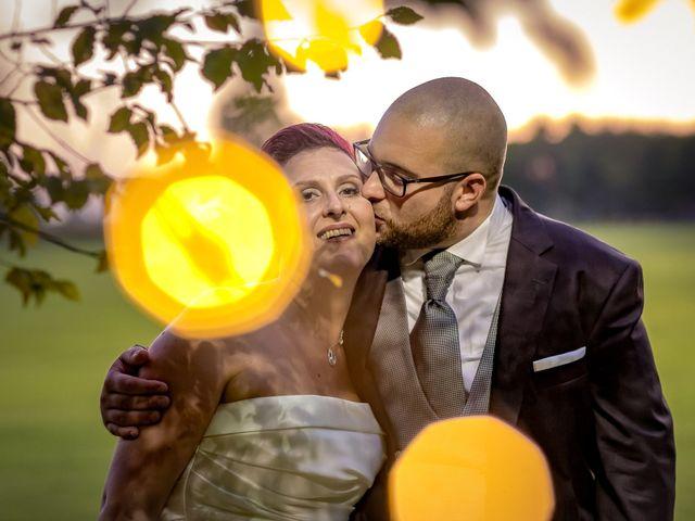 le nozze di Maila e Luca
