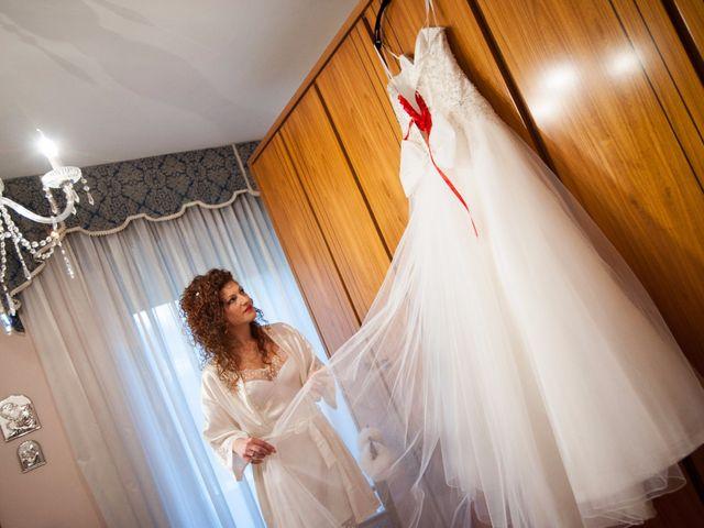 Il matrimonio di Tommaso e Teresa a Altavilla Irpina, Avellino 14