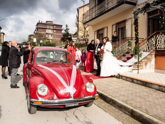 Il matrimonio di Tommaso e Teresa a Altavilla Irpina, Avellino 19