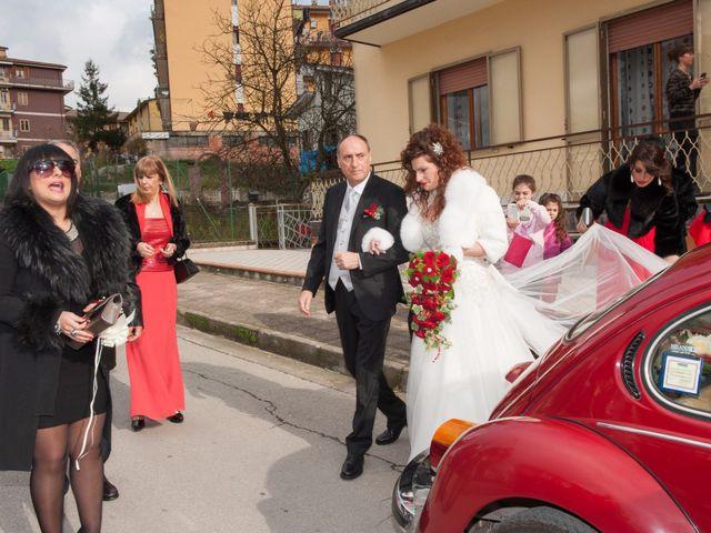 Il matrimonio di Tommaso e Teresa a Altavilla Irpina, Avellino 20