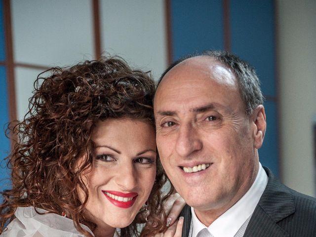 Il matrimonio di Tommaso e Teresa a Altavilla Irpina, Avellino 28
