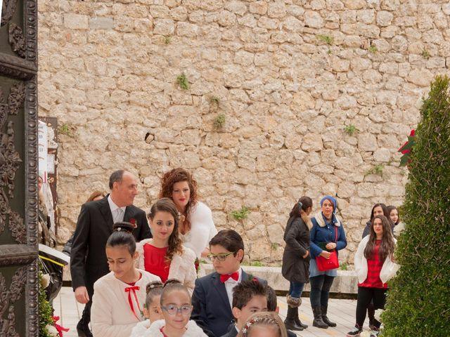 Il matrimonio di Tommaso e Teresa a Altavilla Irpina, Avellino 31