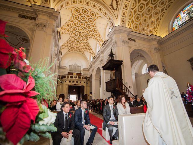 Il matrimonio di Tommaso e Teresa a Altavilla Irpina, Avellino 33