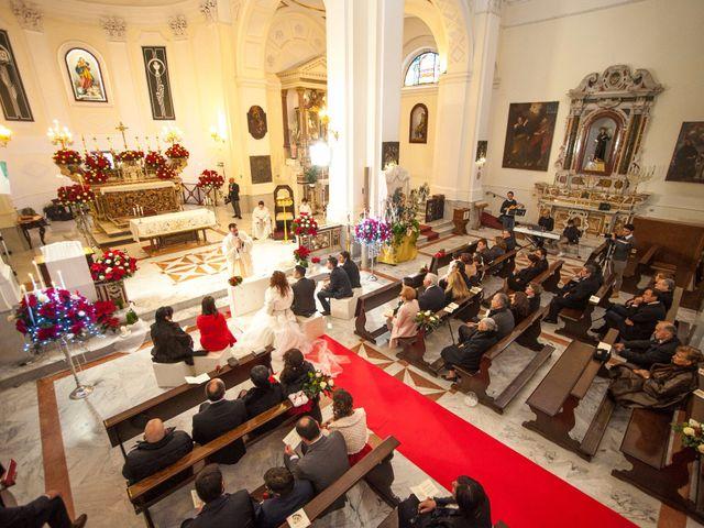 Il matrimonio di Tommaso e Teresa a Altavilla Irpina, Avellino 34