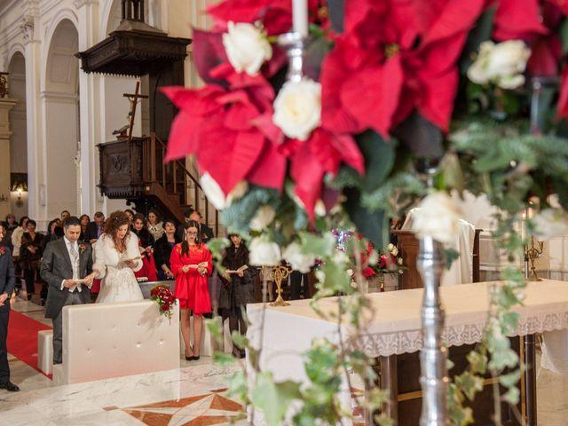 Il matrimonio di Tommaso e Teresa a Altavilla Irpina, Avellino 38
