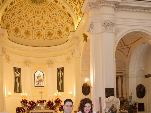 Il matrimonio di Tommaso e Teresa a Altavilla Irpina, Avellino 39