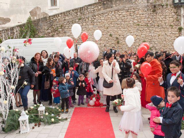 Il matrimonio di Tommaso e Teresa a Altavilla Irpina, Avellino 41
