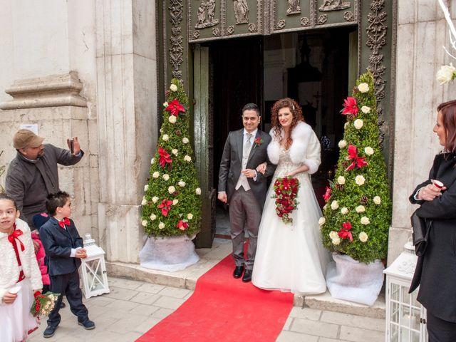 Il matrimonio di Tommaso e Teresa a Altavilla Irpina, Avellino 42