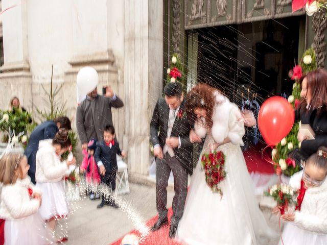 Il matrimonio di Tommaso e Teresa a Altavilla Irpina, Avellino 44