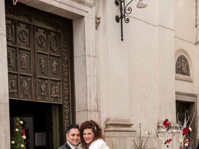 Il matrimonio di Tommaso e Teresa a Altavilla Irpina, Avellino 45