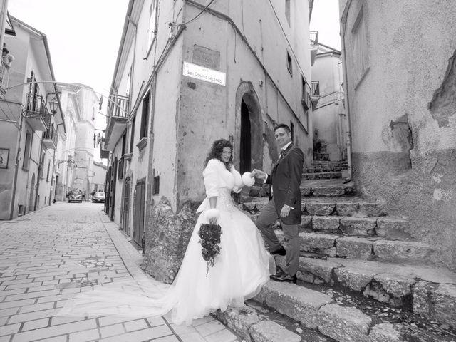 Il matrimonio di Tommaso e Teresa a Altavilla Irpina, Avellino 48