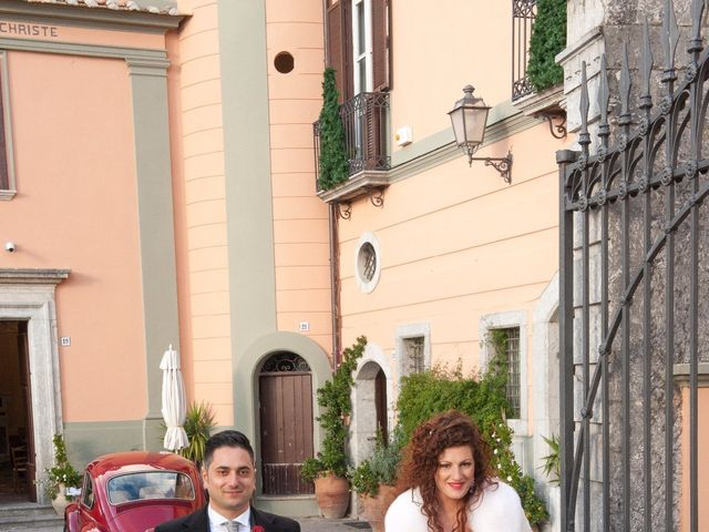 Il matrimonio di Tommaso e Teresa a Altavilla Irpina, Avellino 61
