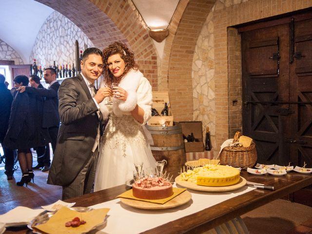 Il matrimonio di Tommaso e Teresa a Altavilla Irpina, Avellino 62