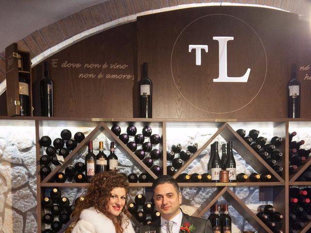 Il matrimonio di Tommaso e Teresa a Altavilla Irpina, Avellino 63