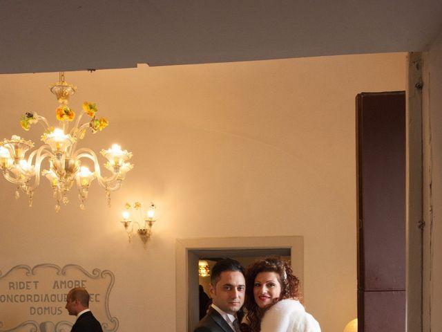Il matrimonio di Tommaso e Teresa a Altavilla Irpina, Avellino 64