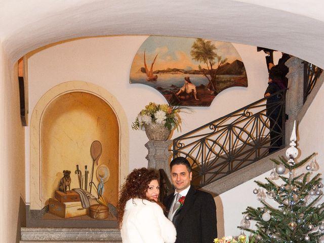Il matrimonio di Tommaso e Teresa a Altavilla Irpina, Avellino 68