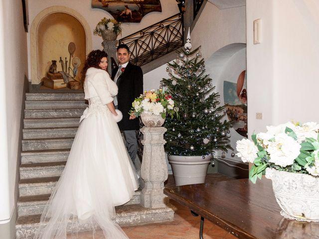Il matrimonio di Tommaso e Teresa a Altavilla Irpina, Avellino 69
