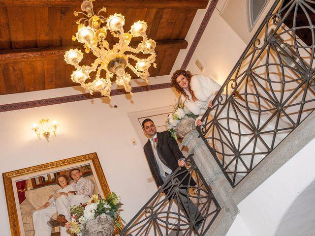 Il matrimonio di Tommaso e Teresa a Altavilla Irpina, Avellino 70