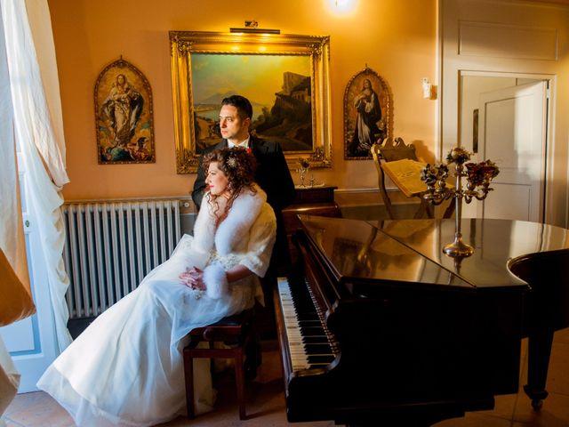 Il matrimonio di Tommaso e Teresa a Altavilla Irpina, Avellino 72
