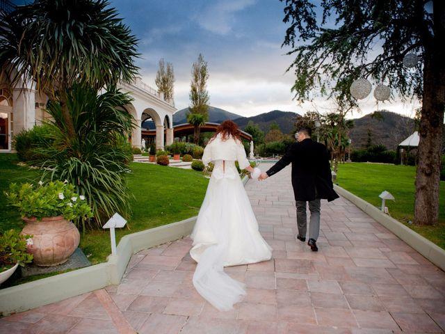 Il matrimonio di Tommaso e Teresa a Altavilla Irpina, Avellino 75
