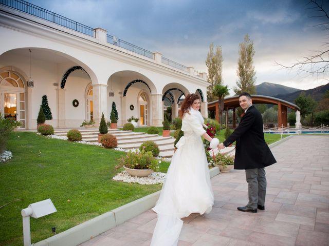 Il matrimonio di Tommaso e Teresa a Altavilla Irpina, Avellino 76