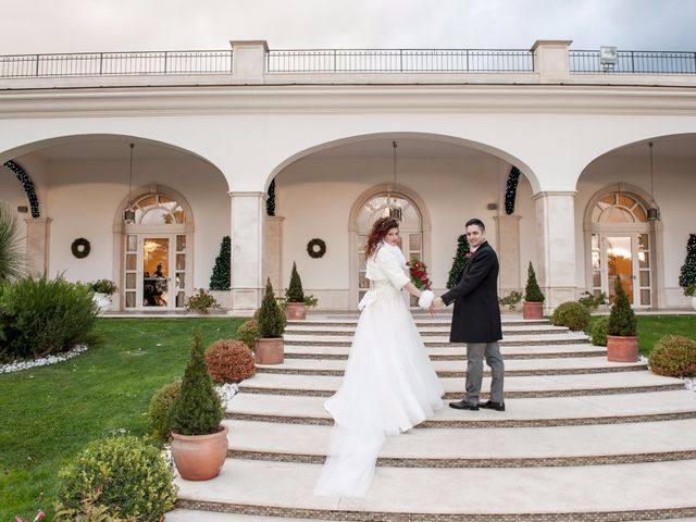 Il matrimonio di Tommaso e Teresa a Altavilla Irpina, Avellino 77