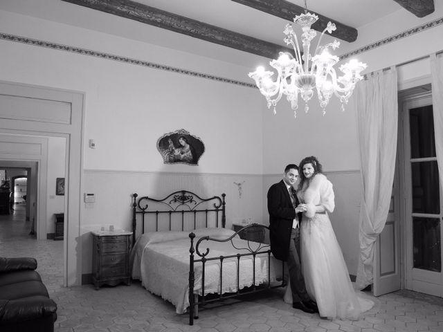 Il matrimonio di Tommaso e Teresa a Altavilla Irpina, Avellino 81