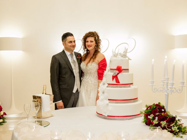 Il matrimonio di Tommaso e Teresa a Altavilla Irpina, Avellino 88