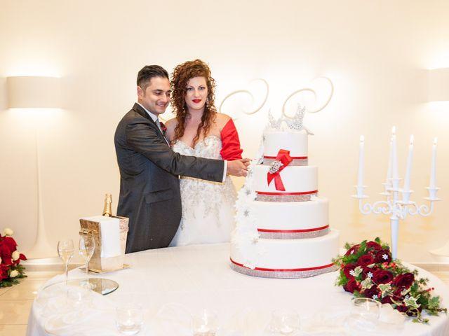 Il matrimonio di Tommaso e Teresa a Altavilla Irpina, Avellino 89