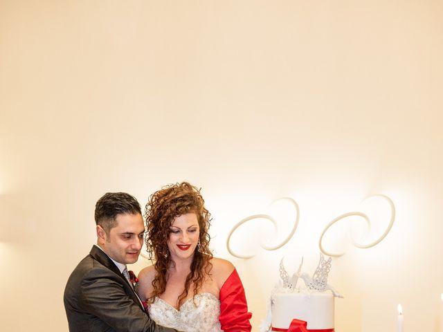 Il matrimonio di Tommaso e Teresa a Altavilla Irpina, Avellino 90