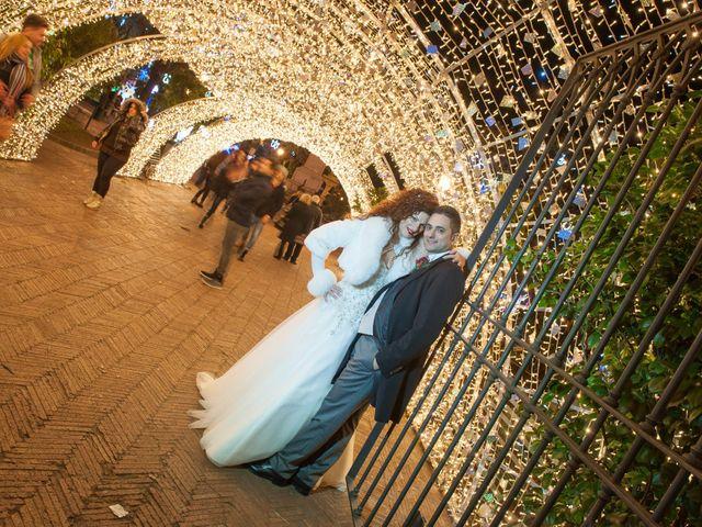 Il matrimonio di Tommaso e Teresa a Altavilla Irpina, Avellino 94