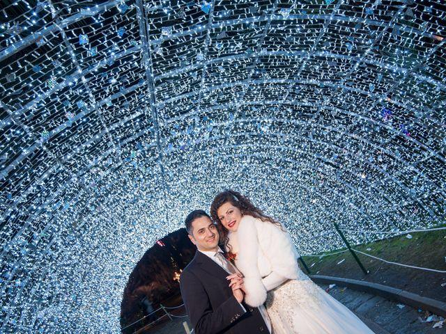 Il matrimonio di Tommaso e Teresa a Altavilla Irpina, Avellino 99