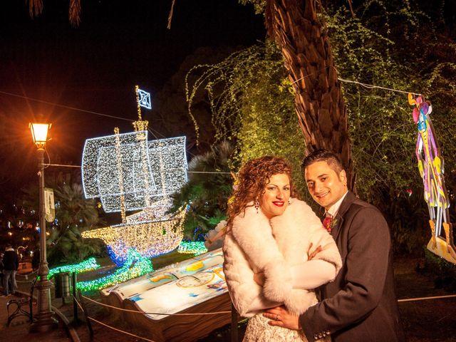 Il matrimonio di Tommaso e Teresa a Altavilla Irpina, Avellino 100