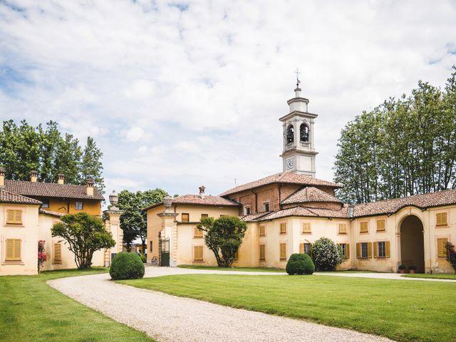 Il matrimonio di Demis e Luana a Torre d'Isola, Pavia 3